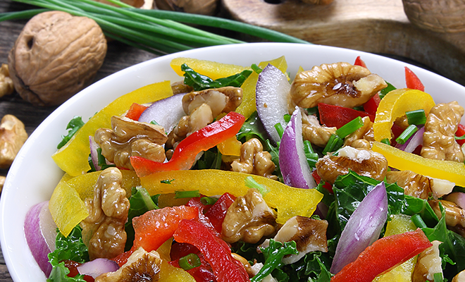 Are You Getting Fatter From Eating Salads Catering Meal