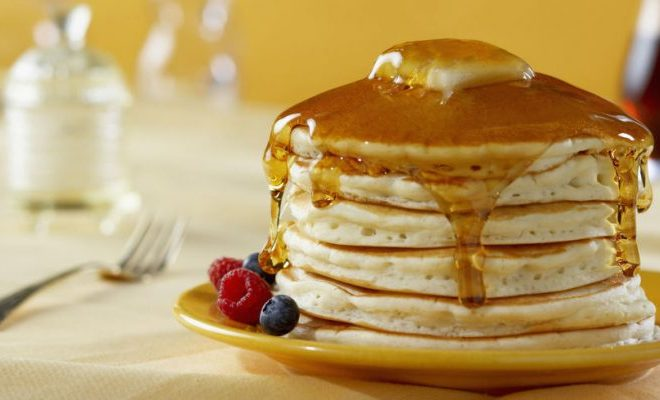 How To Eat Pancakes Anytime Of The Day Without Feeling